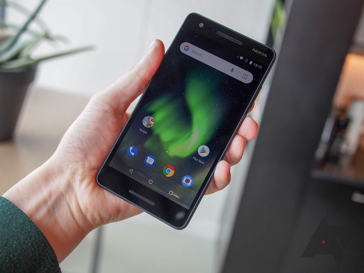 2,1: Hands-on With The Nokia 2.1, 3.1, And 5.1: HMD Keeps