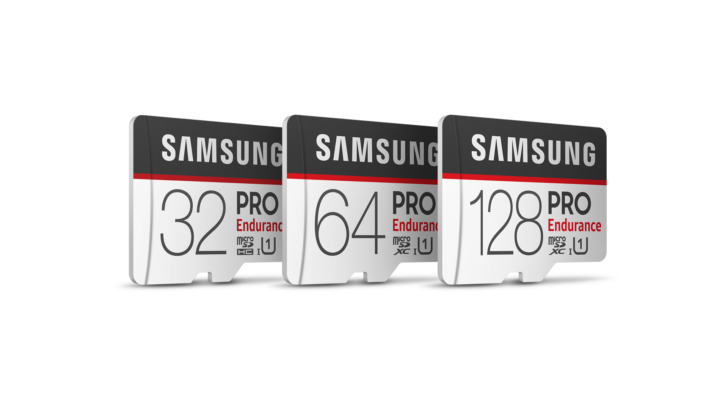 Samsung's latest line of micro SD cards are built to last