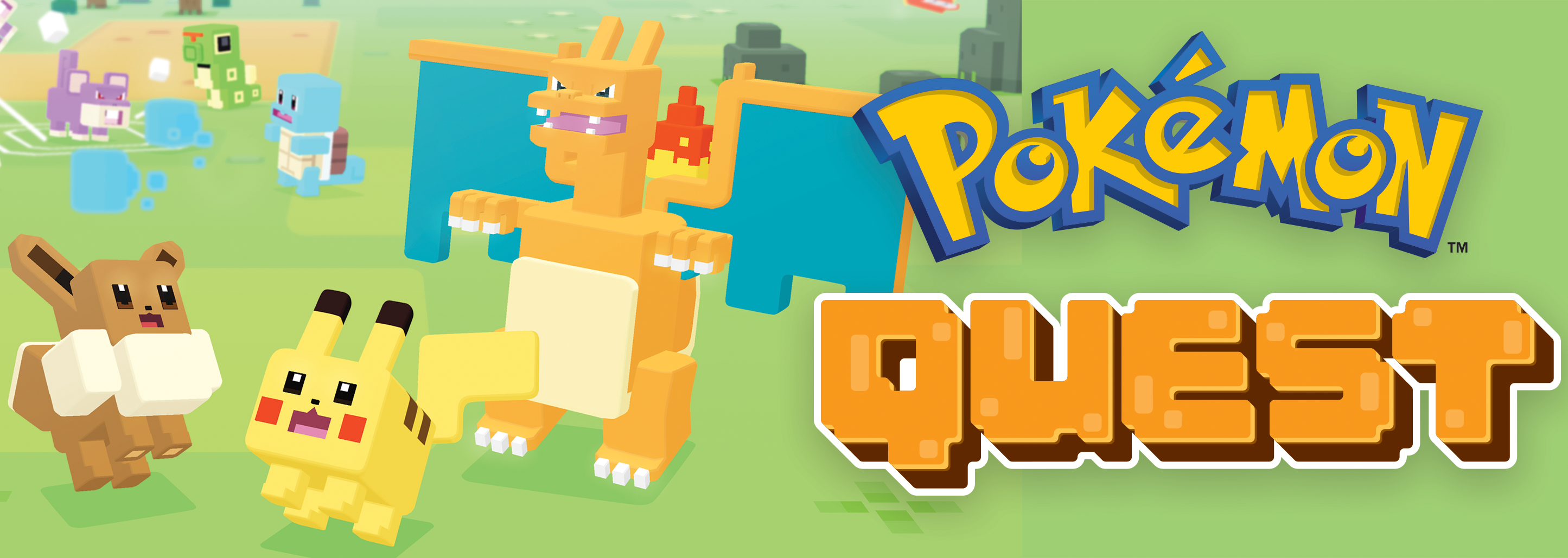 Pok 233 Mon Quest Is Bringing Its Blocky Action To Android In