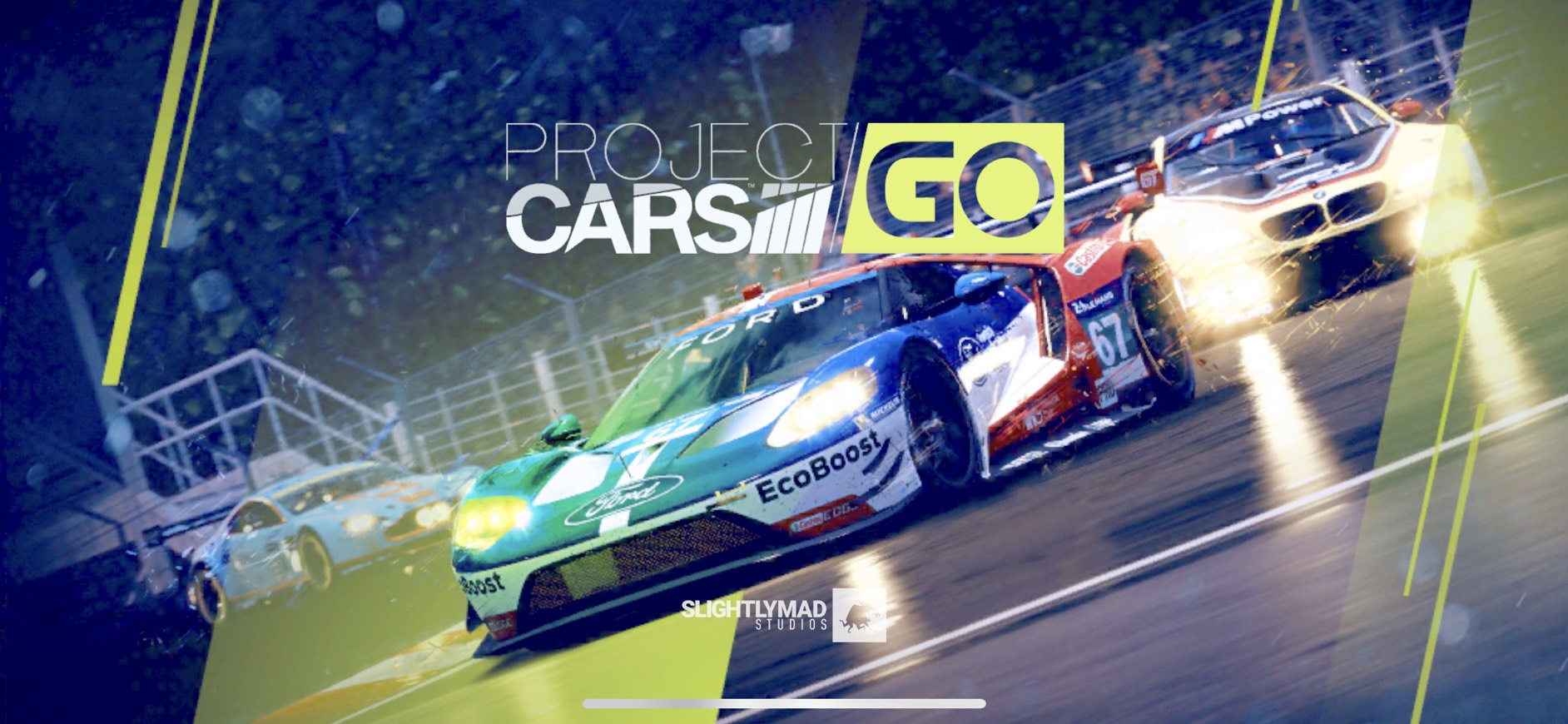 After three years, Project Cars Go is finally available for pre-registration