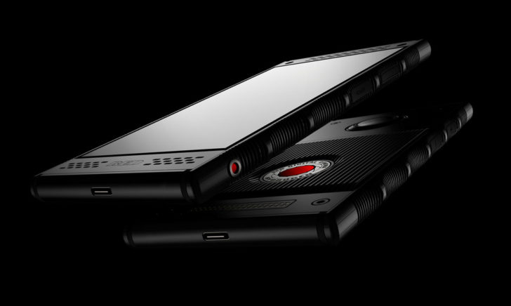 RED's Hydrogen One 3D smartphone coming to AT&T and Verizon