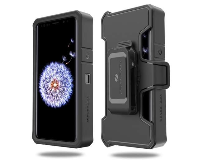 Zerolemon Releases High Capacity Rugged Battery Cases And