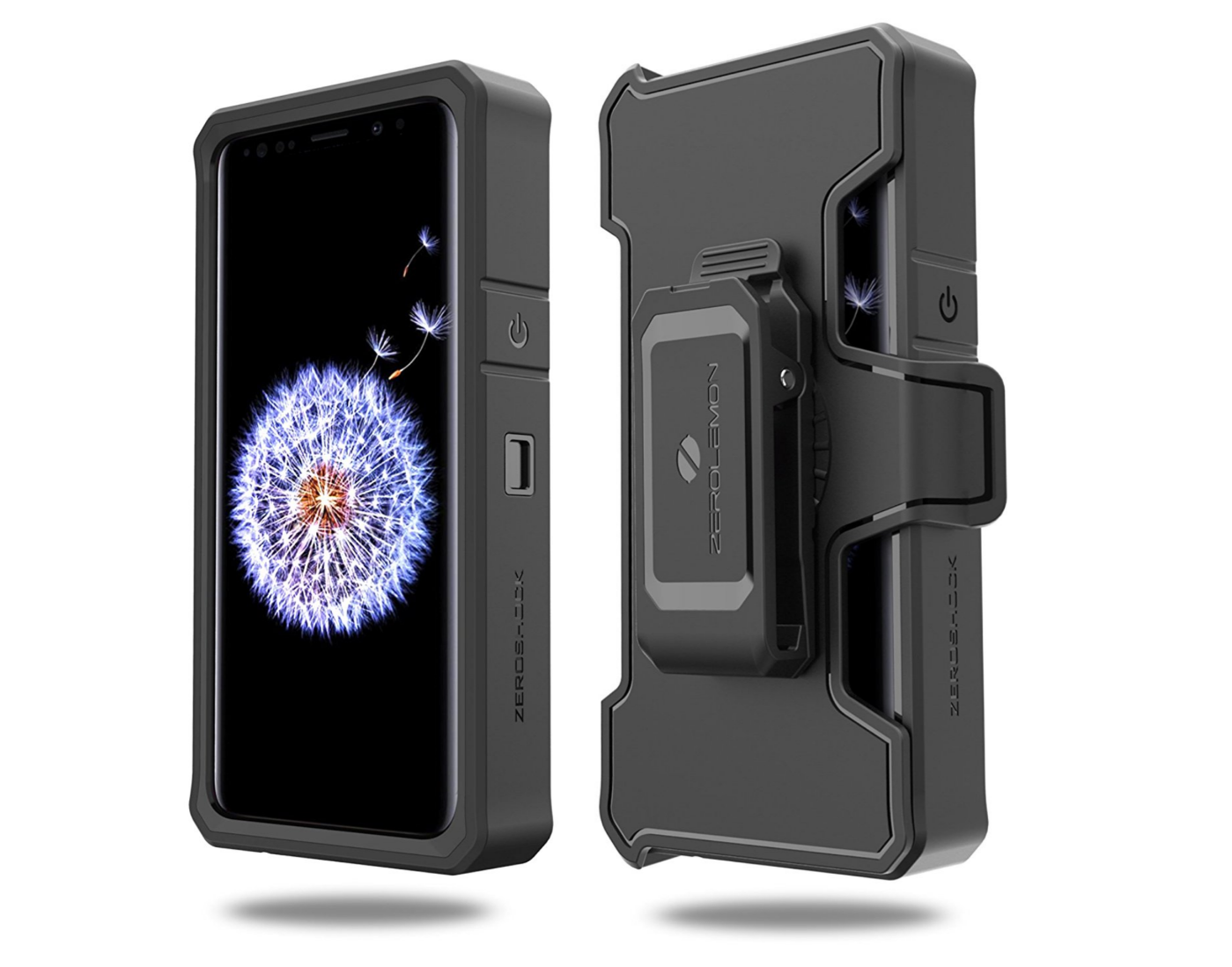 timeless design a0a23 450eb ZeroLemon releases high-capacity, rugged battery cases and belt ...