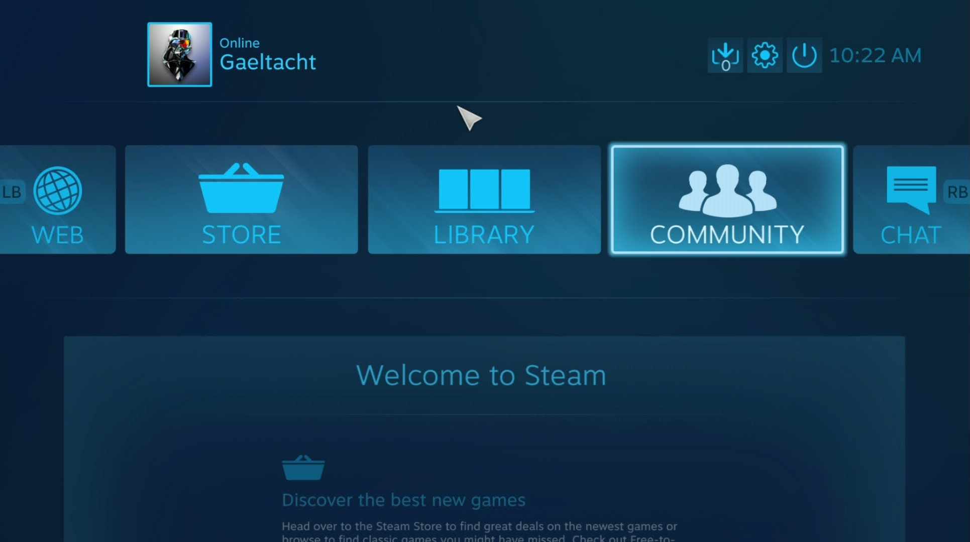 Steam Link for Android hands-on: A nearly effortless game