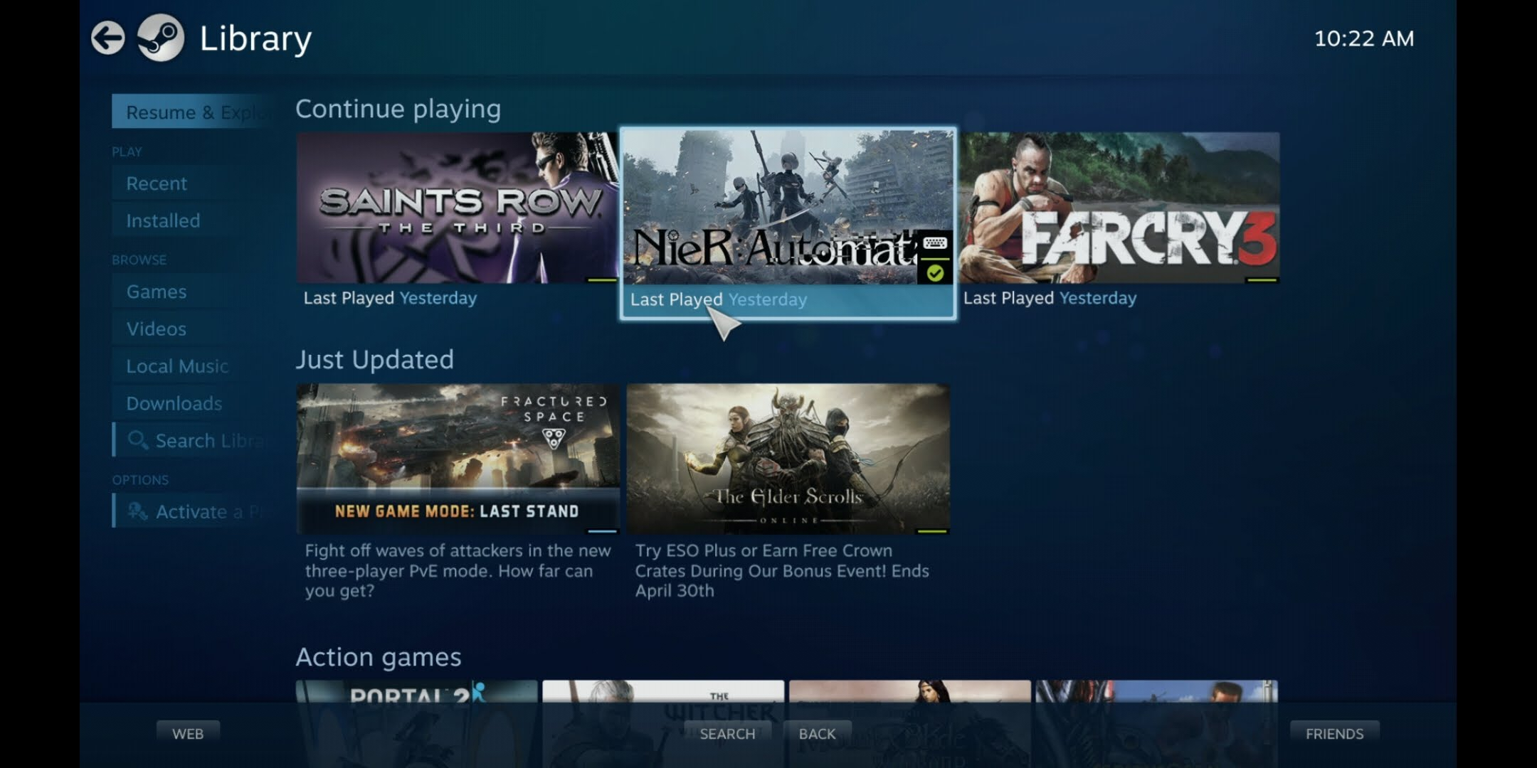 Steam Link for Android hands-on: A nearly effortless game-streaming