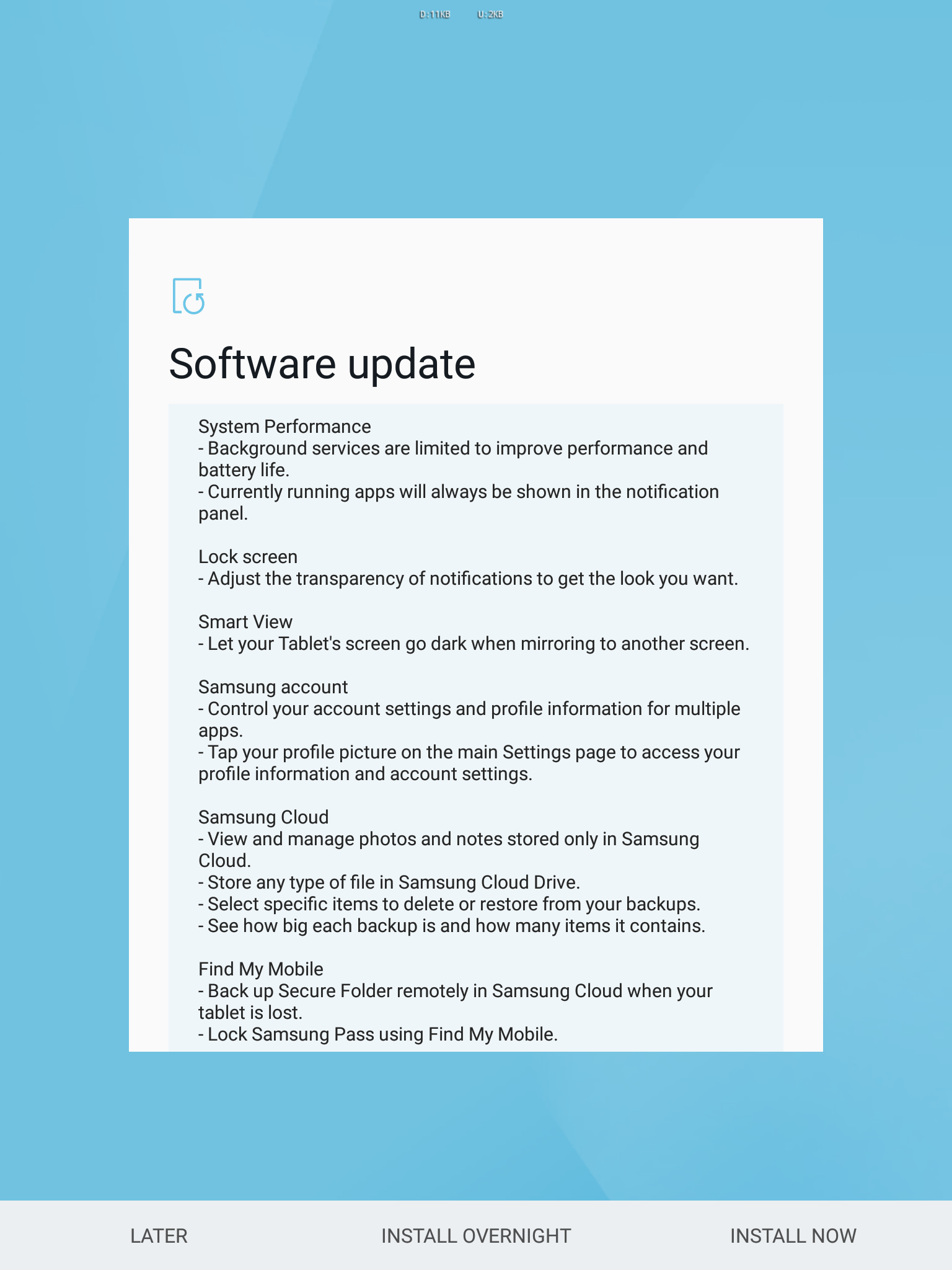 Update: Verizon variant too] Samsung finally pushes Oreo to