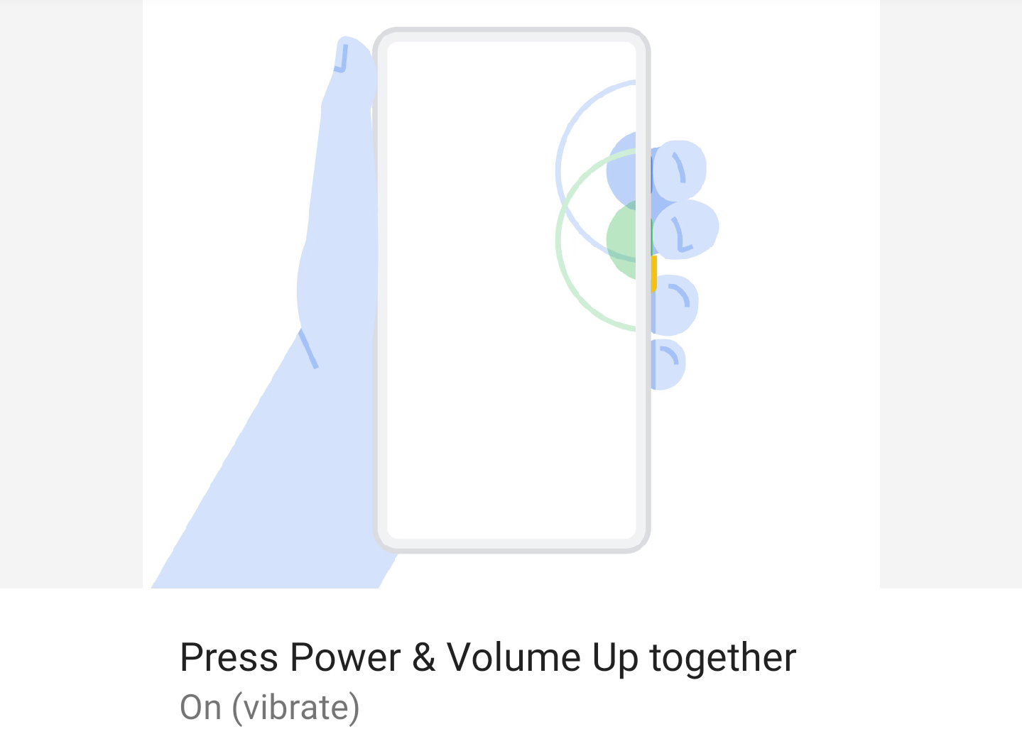 Android P has a new and incredibly awkward ring mode shortcut