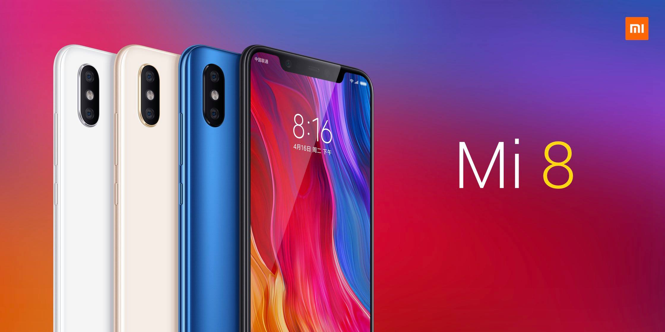 Xiaomi unveils new Mi 8 series with MIUI 10 and Mi Band 3