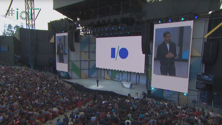 Seven of the best announcements from the Google I/O 2018 Keynote