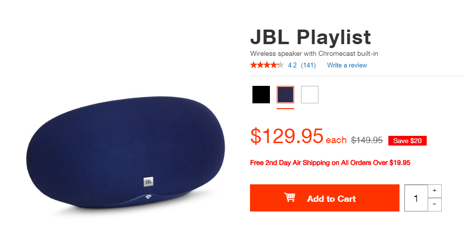 Deal Alert] Save $100 on the JBL Link 500, $20 on the JBL