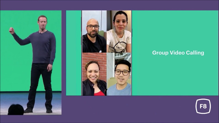 You can now do group audio talks
