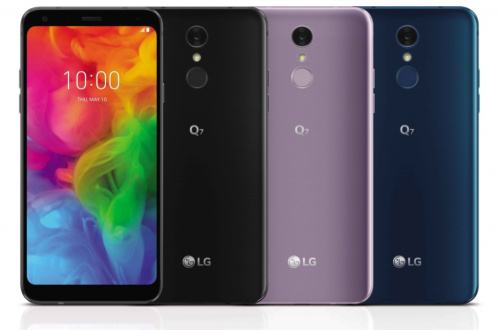 Update: Now available] LG Q7+ coming to T-Mobile on August 3