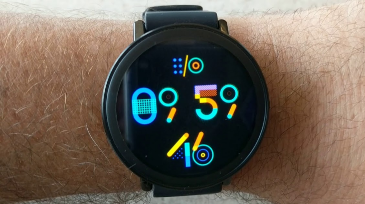 Udell Releases Wear Os Watch Face For Google I O 2018