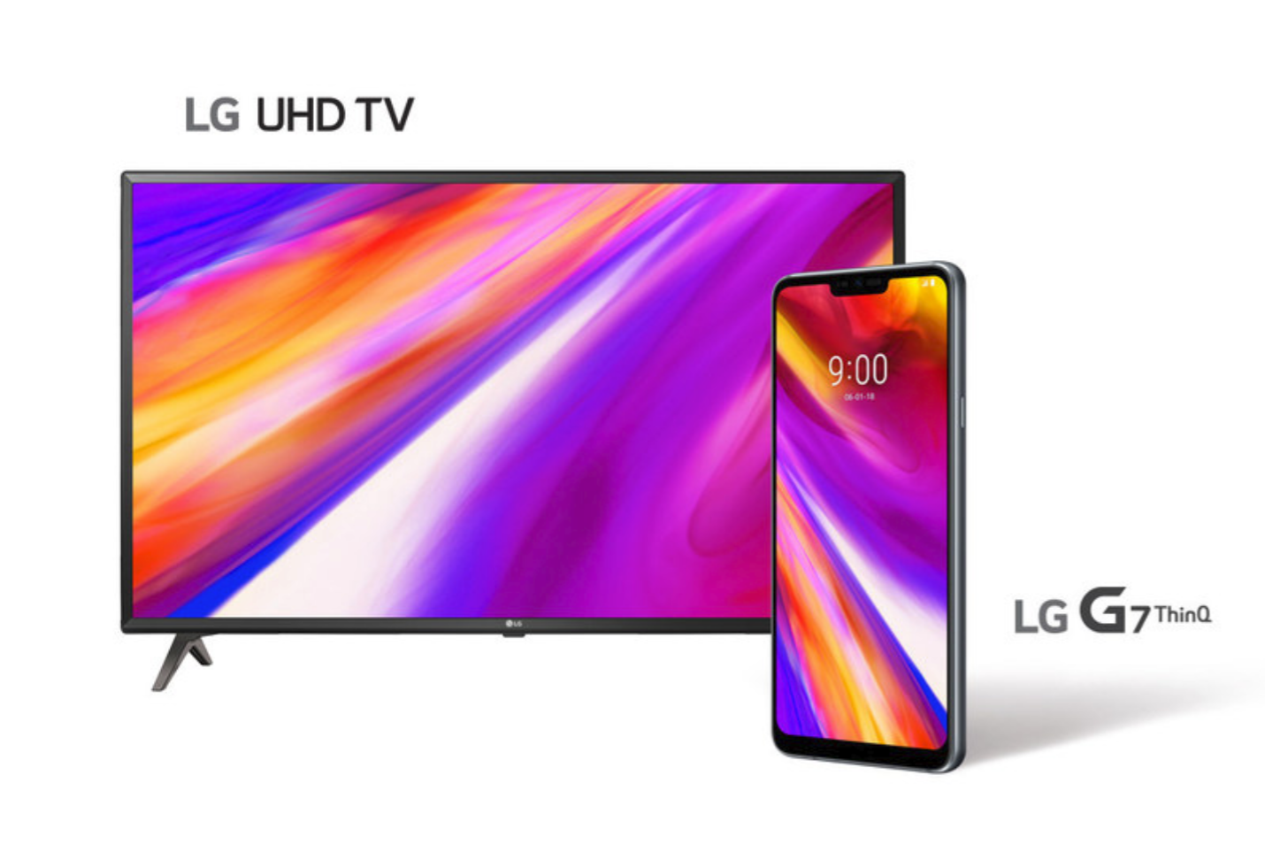 Deal Alert] Canadians can get a free 4K TV with LG G7 ThinQ pre-order