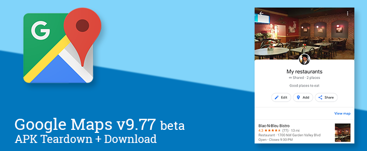 Google Maps v9.77 beta brings an all new look to saved lists ... on download icons, download business maps, download bing maps, online maps, topographic maps, download london tube map,