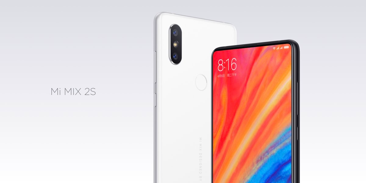 Xiaomi Mi MIX 2S now supports ARCore in China via the Xiaomi