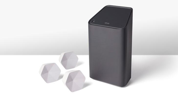 Comcast Launches A Mesh Wifi System With The 119 Xfi Pod Kit