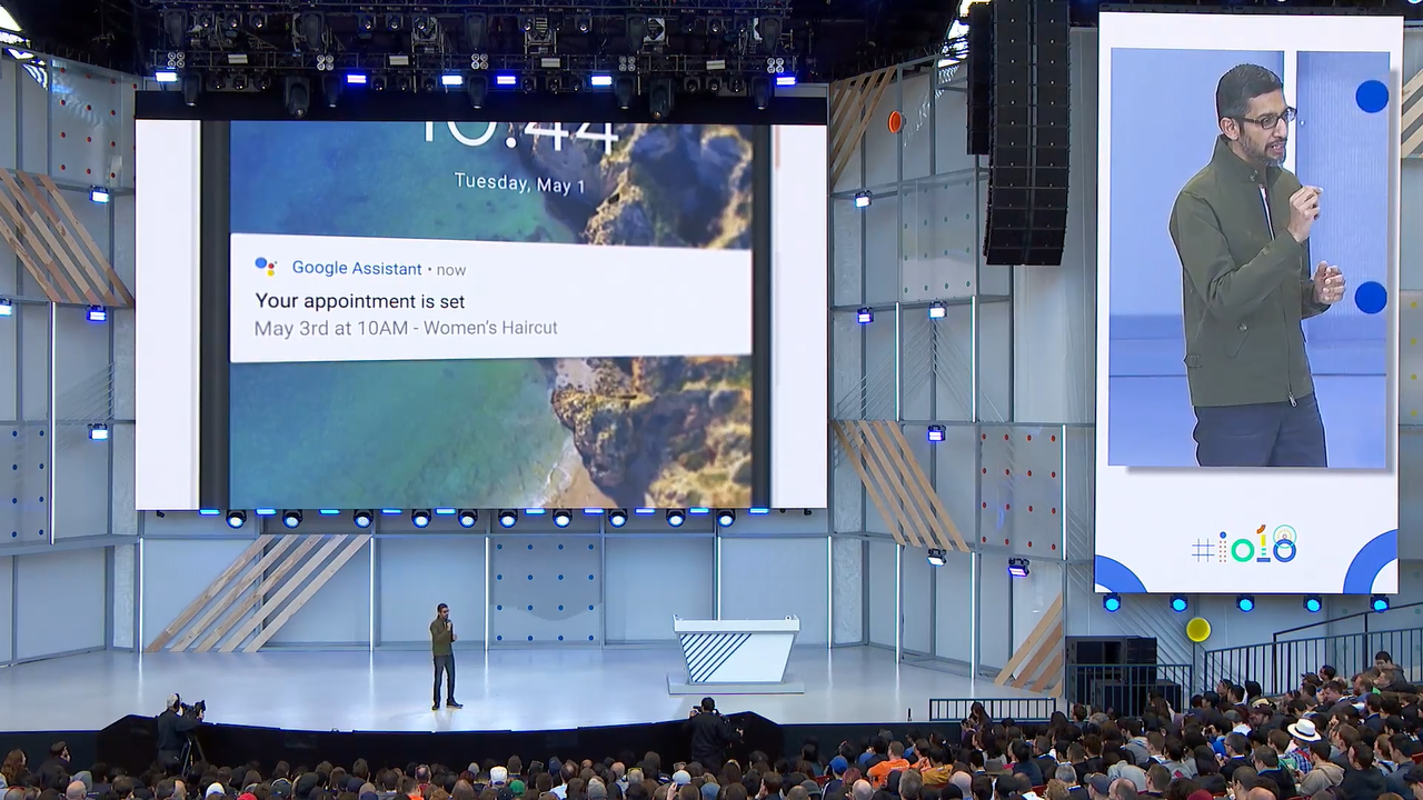 Google Assistants Duplex Will Call Businesses For You To Set Up