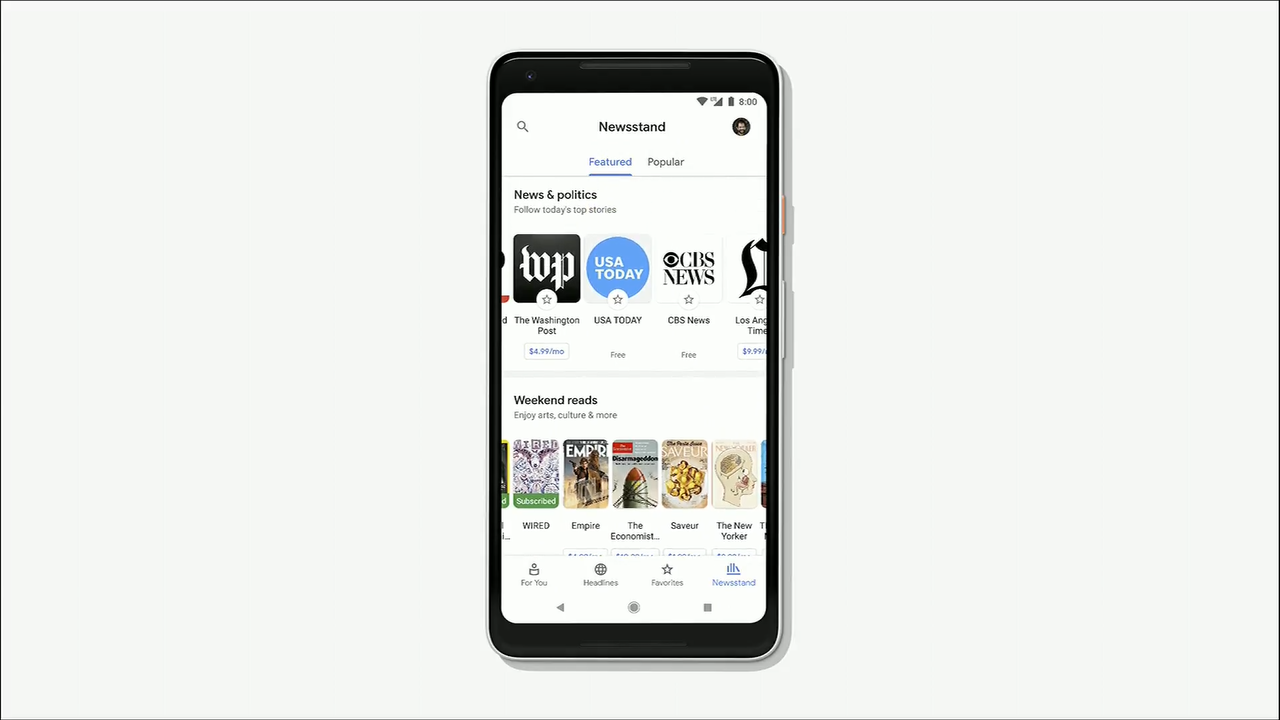 [Update: APK Download] Google News overhauled with new ...