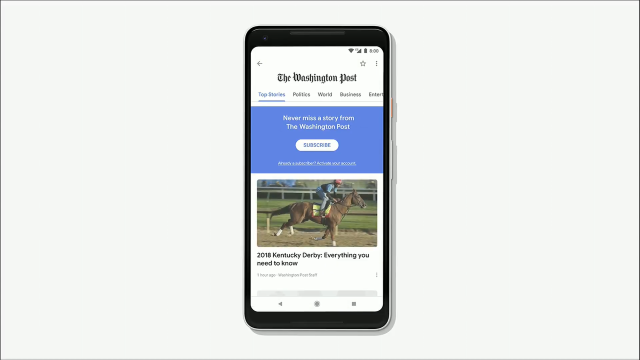 Update: APK Download] Google News overhauled with new