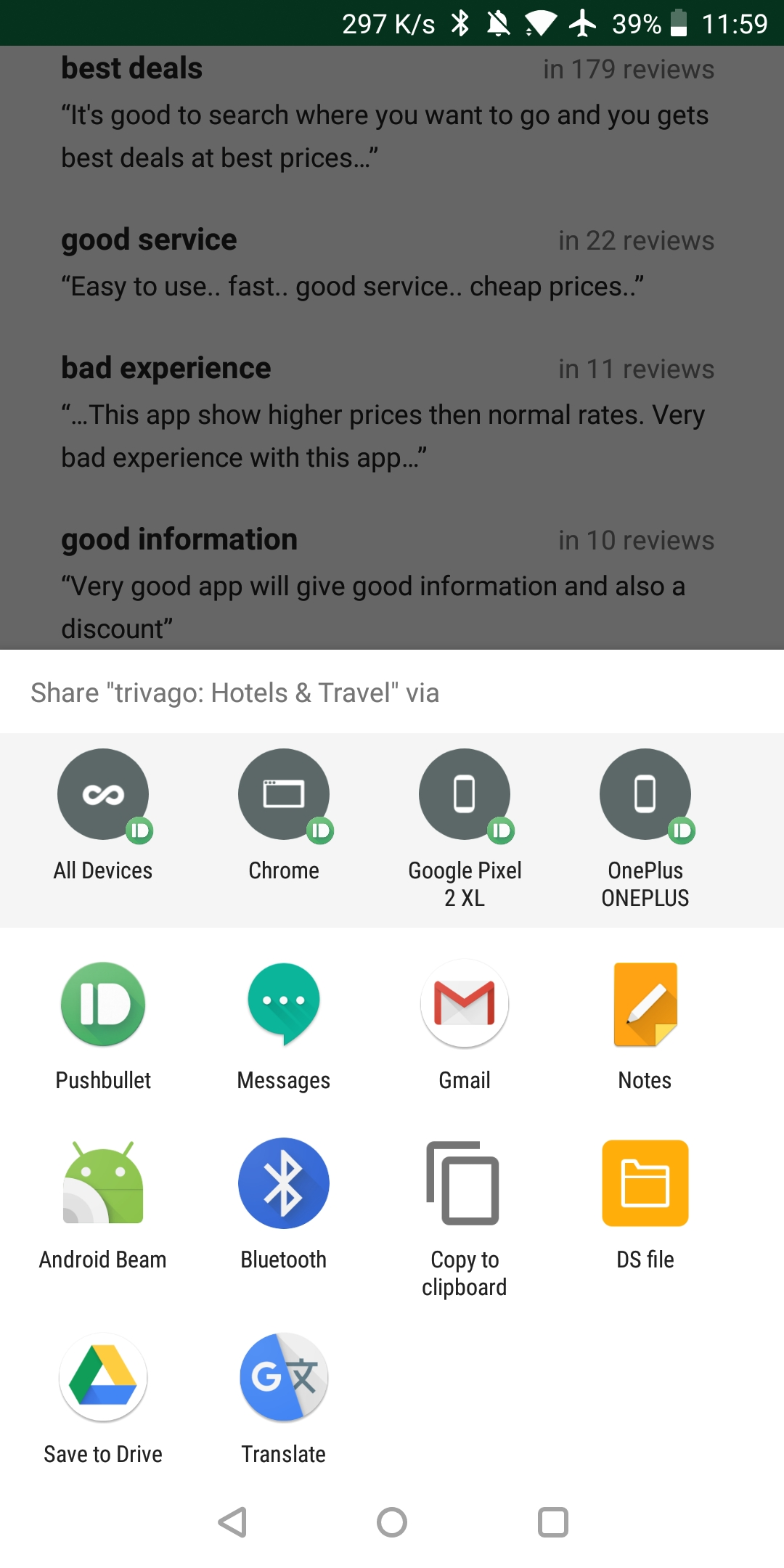 Google, please fix Android's slow, bloated share UI – CHEPA