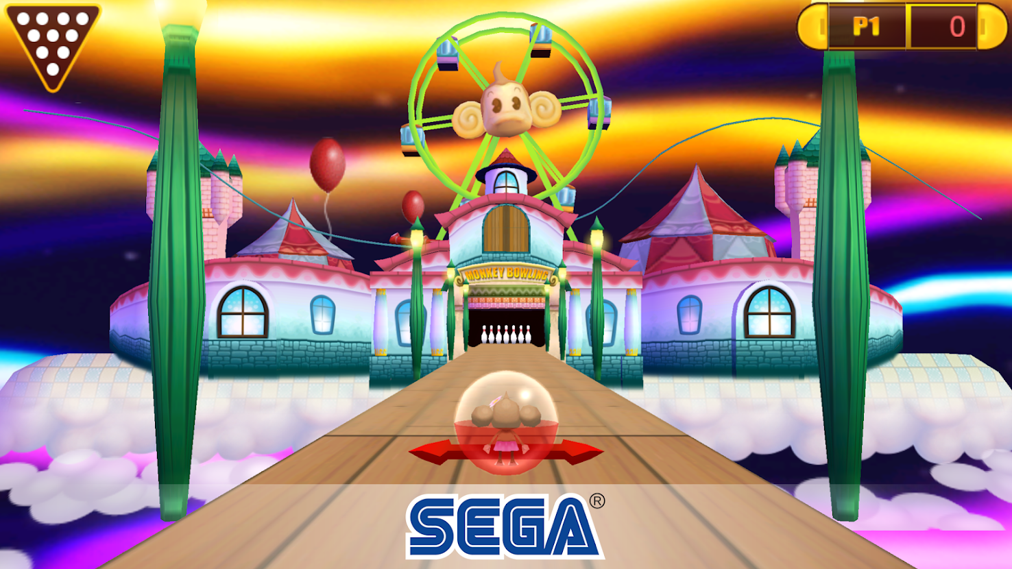 Sega just released 'Super Monkey Ball: Sakura Edition' as ...