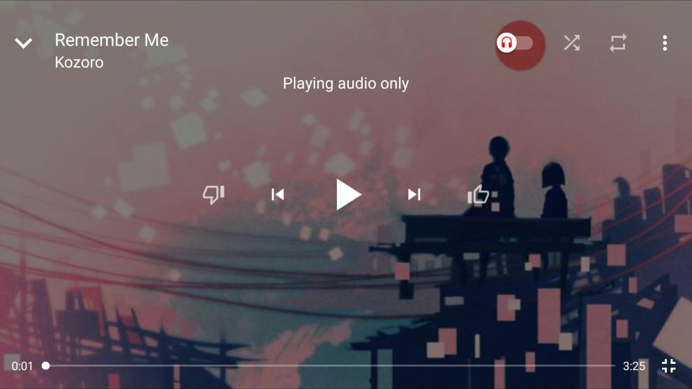 YouTube Music is testing a new player UI and queue functionality
