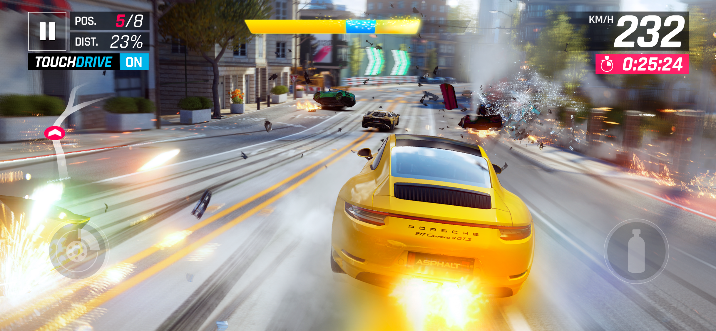 Gameloft's Asphalt 9: Legends will launch soon on Android