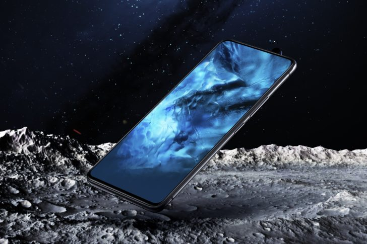 The first bezel-less smartphone has arrived - and it looks stunning