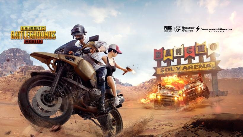 pubg mobile update time