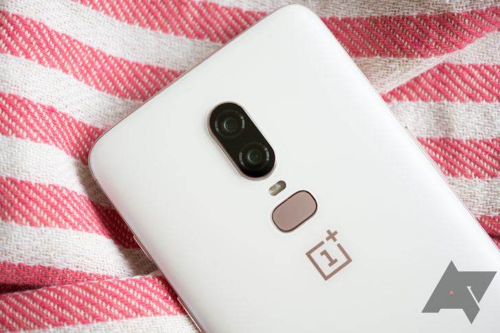 OnePlus 6 Silk White available on June 5