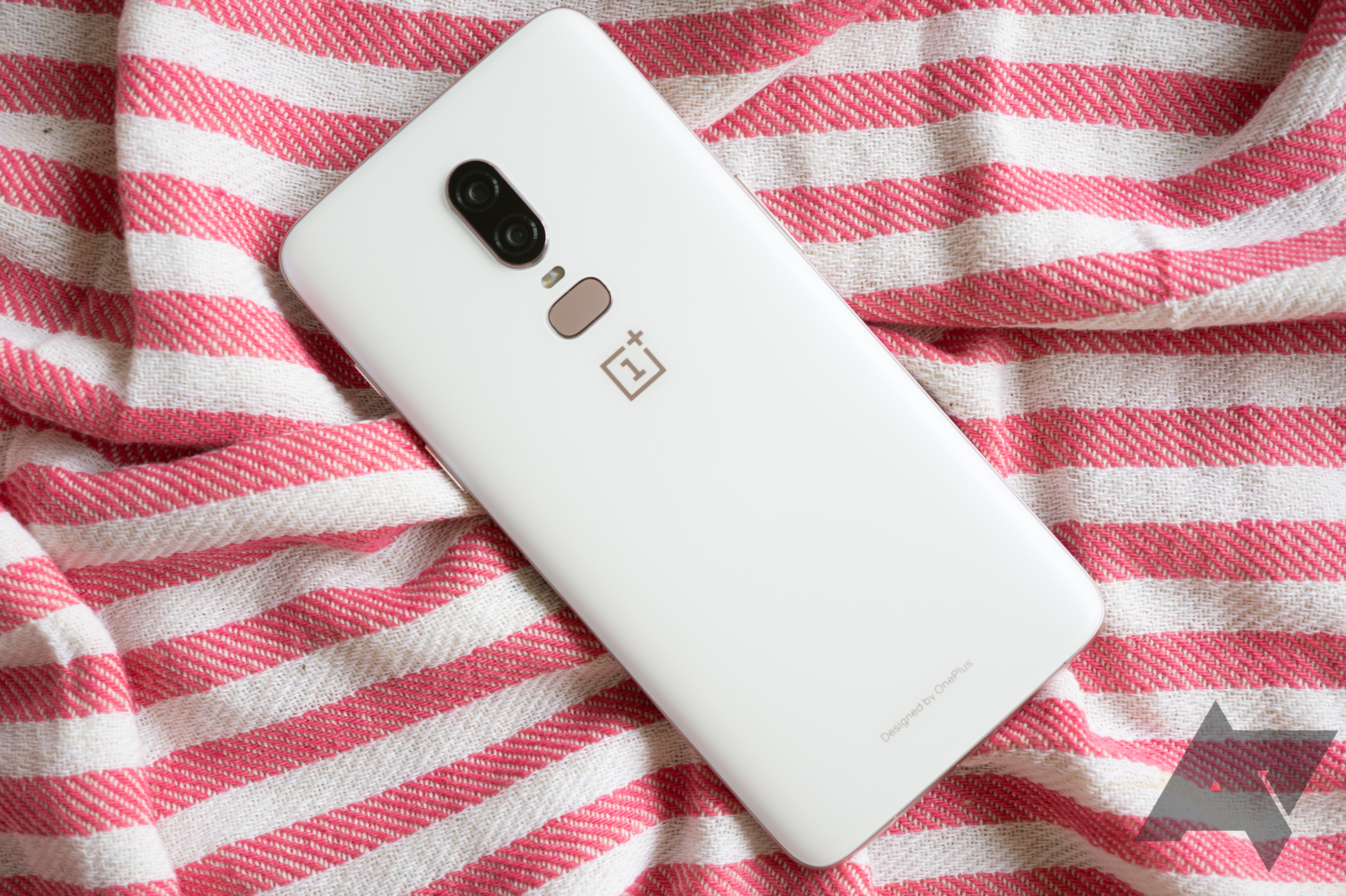 The Silk White OnePlus 6 Arrives Tomorrow