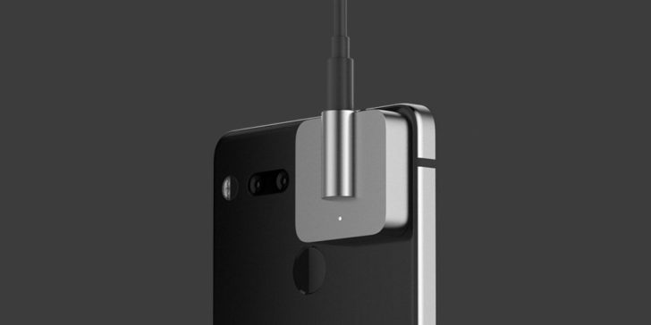 Upcoming Audio Adapter HD accessory to add headphone jack to Essential Phone