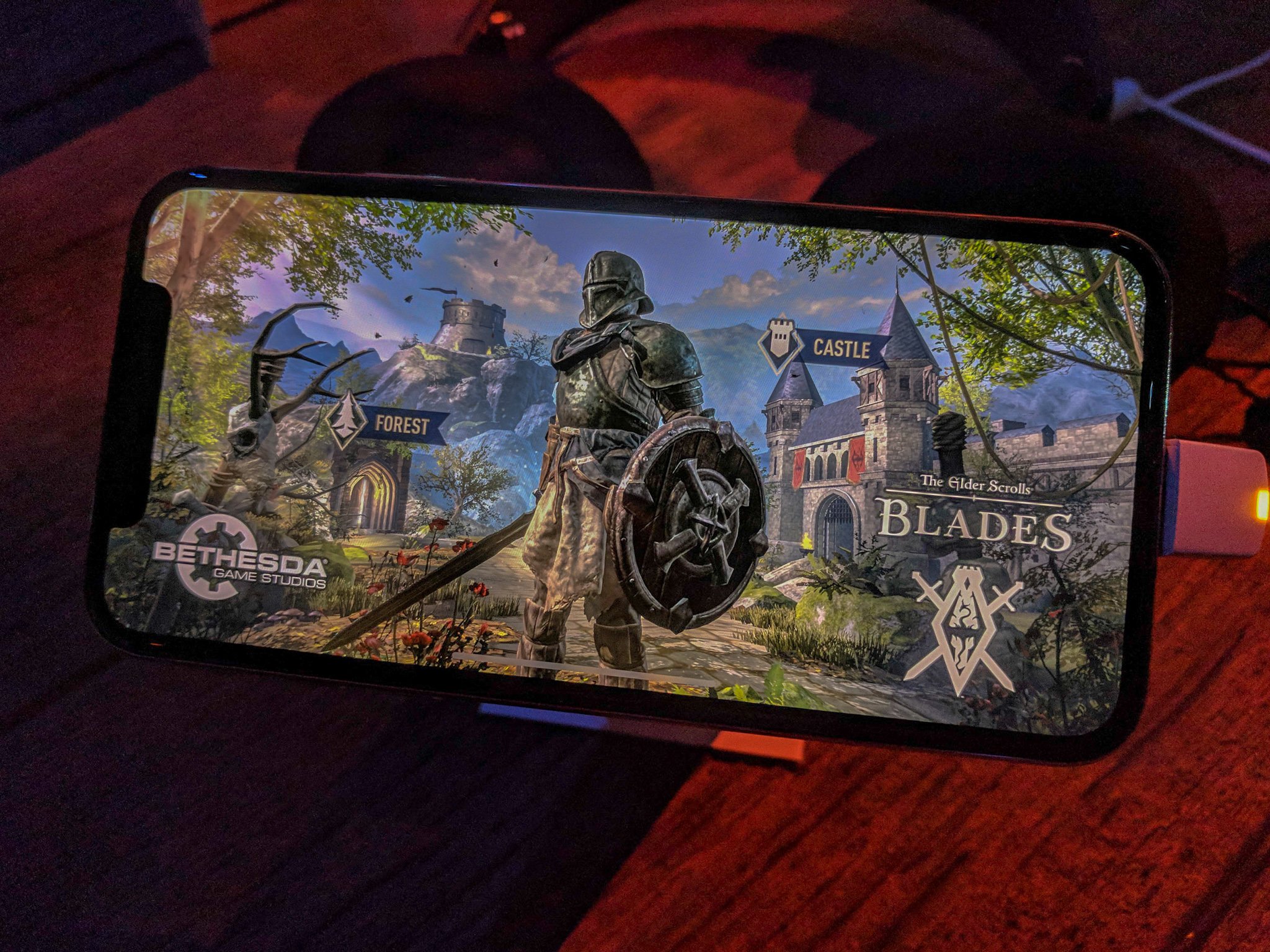 The Elder Scrolls: Blades shows potential in first public ...