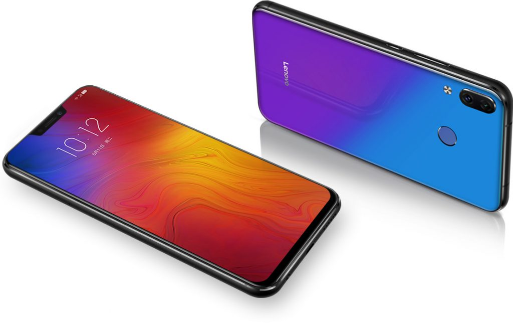 The Lenovo Z5 is official, and it has a screen notch after all [Update]