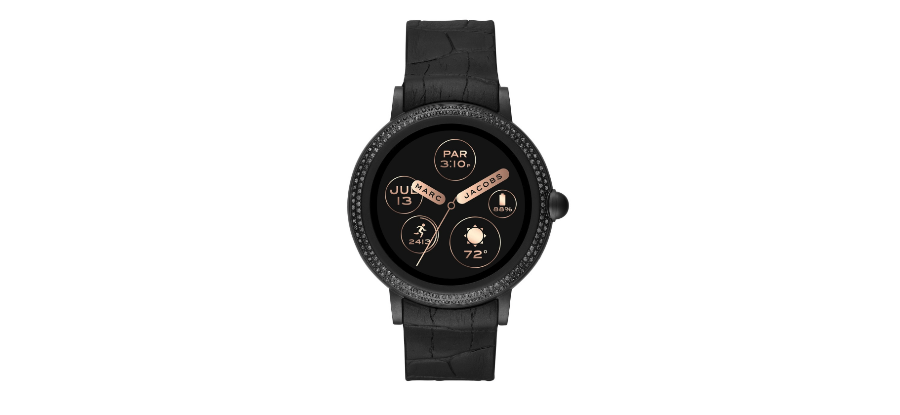 Update Official Marc Jacobs Riley Touchscreen Is The Company S First Wear Os Watch With Prices Starting