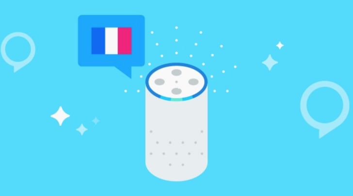 Alexa And Amazon Echo Now Available In France