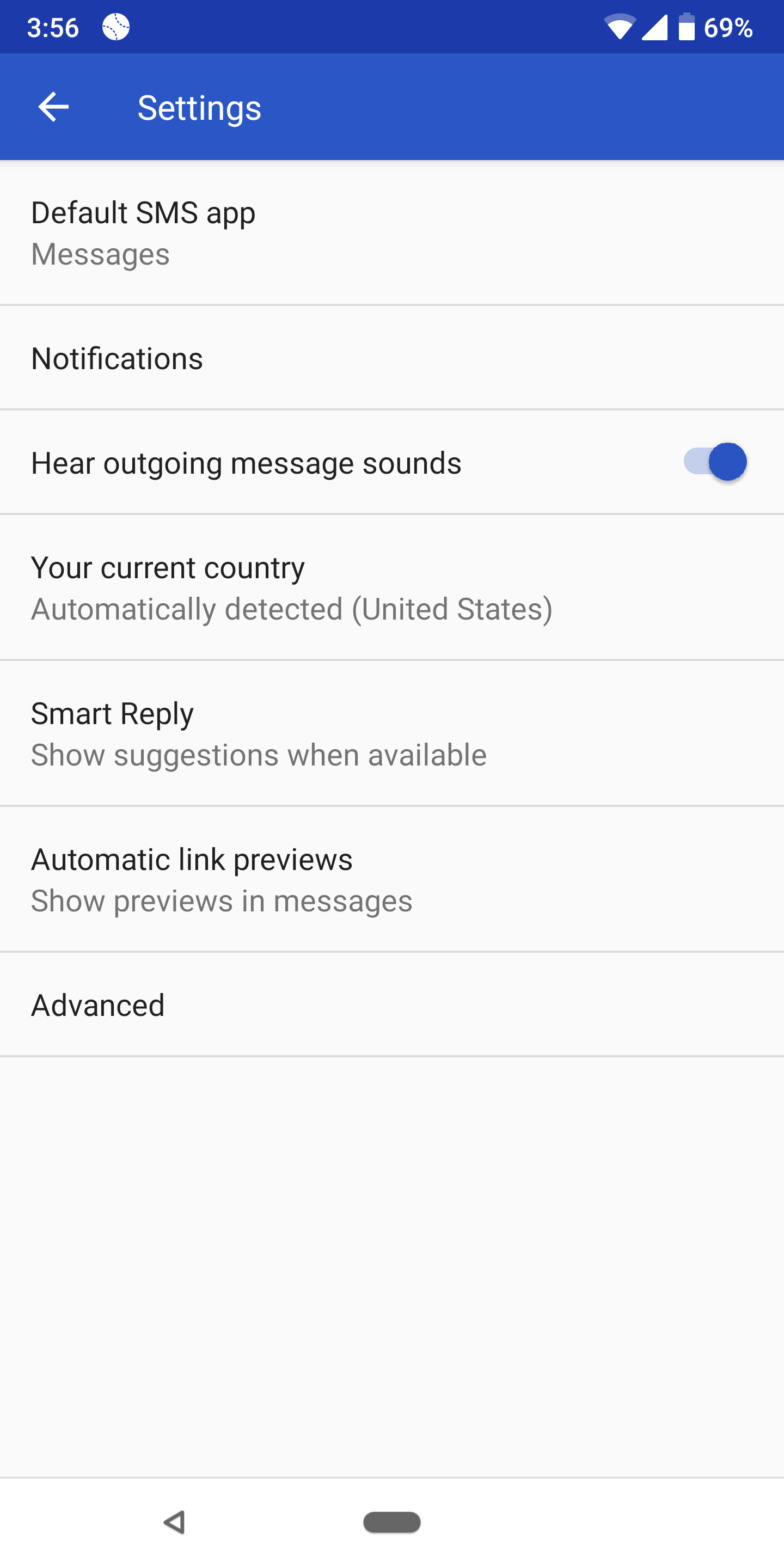 Smart Replies in Android Messages are now rolling out to more users