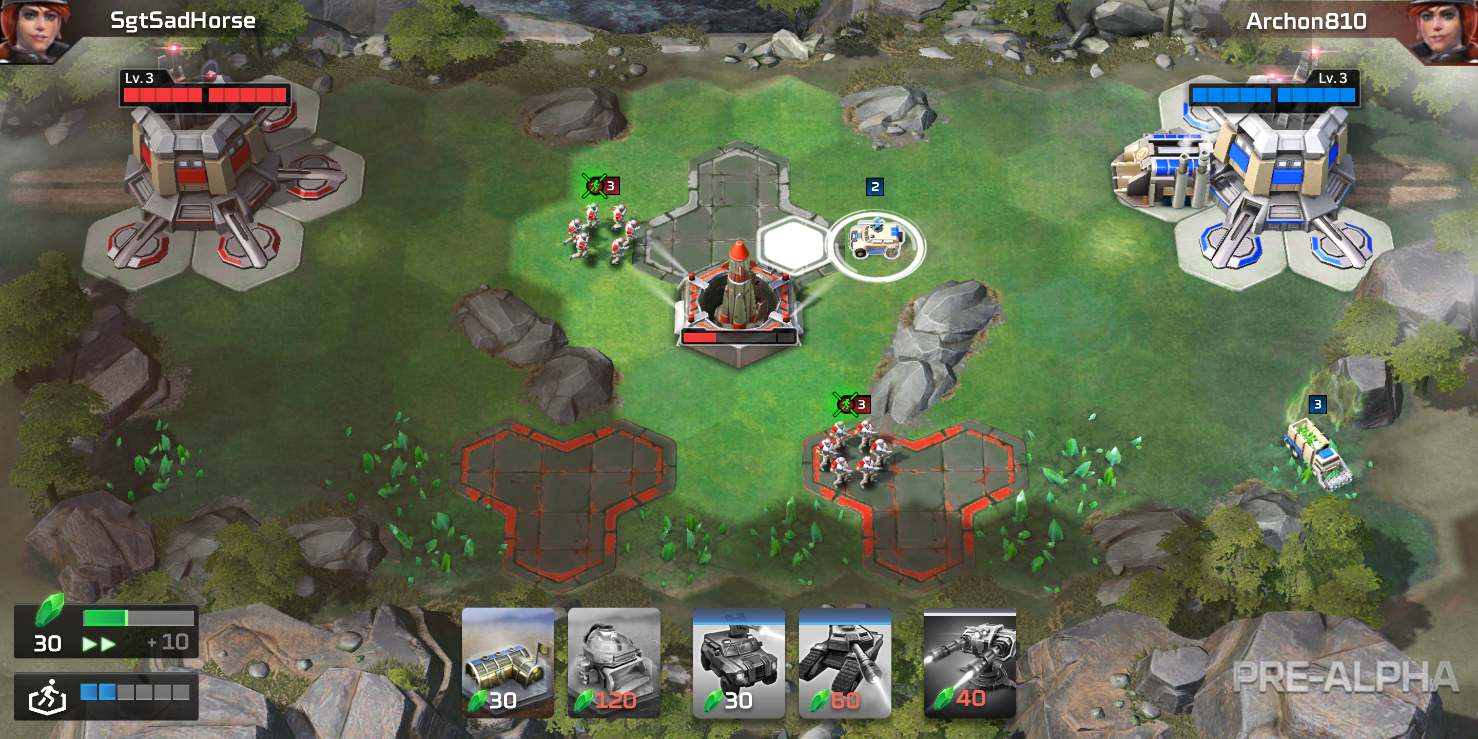 Update: Launching Dec  4th] EA's new free-to-play RTS