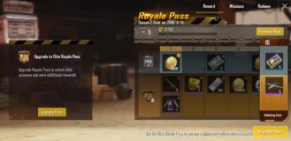 PUBG Mobile 0 60 update adds Royale Pass Season 1 and a first-person