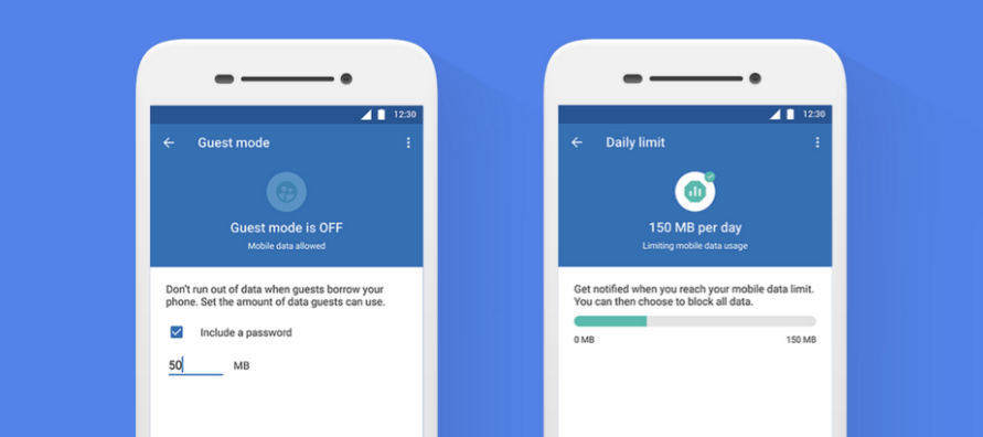 Google's data-saving Datally app adds guest mode, daily data