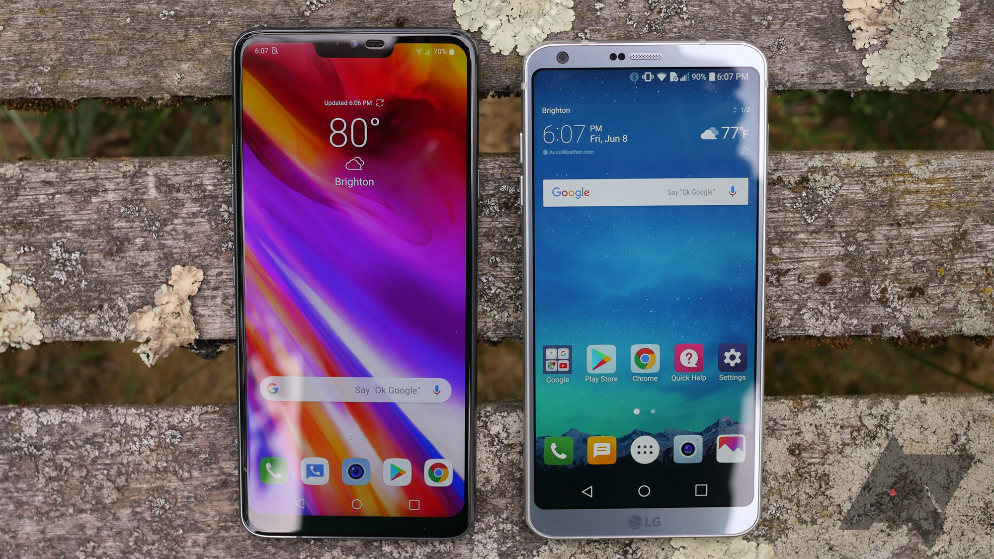 LG G7 ThinQ review: LG needs to do some thinQing about how