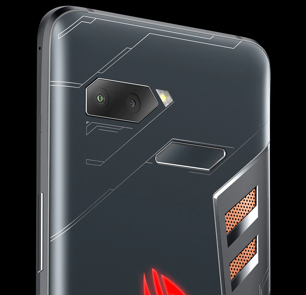 Asus Rog Gaming Phone Announced With Overclocked Sd845 3d