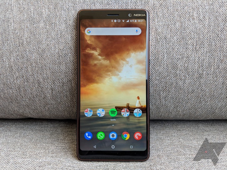 does nokia 7have a tracking device