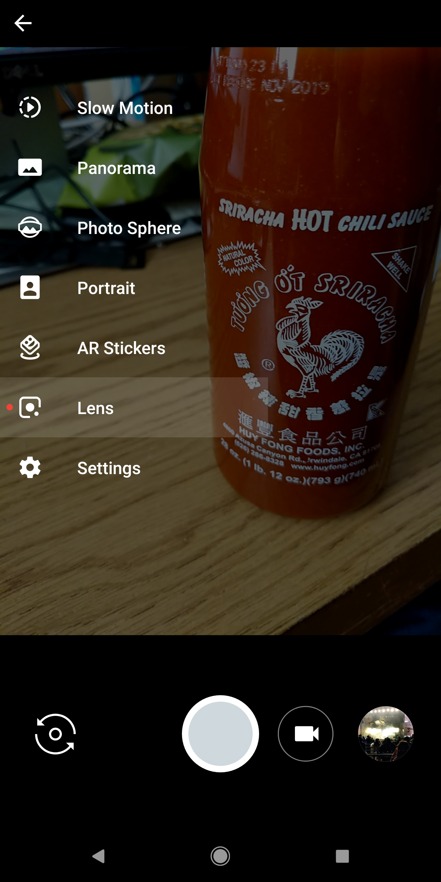 sony camera apk for redmi note 4
