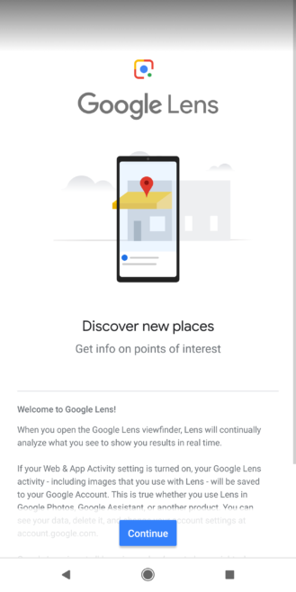 Google Camera v5 2 025 Brings Lens Mode to Google Supported Phones