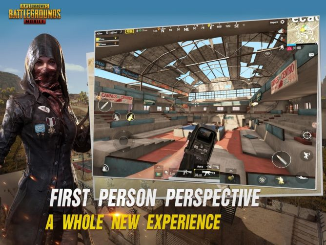 PUBG Mobile 0 6 0 update adds Royale Pass Season 1 and a first