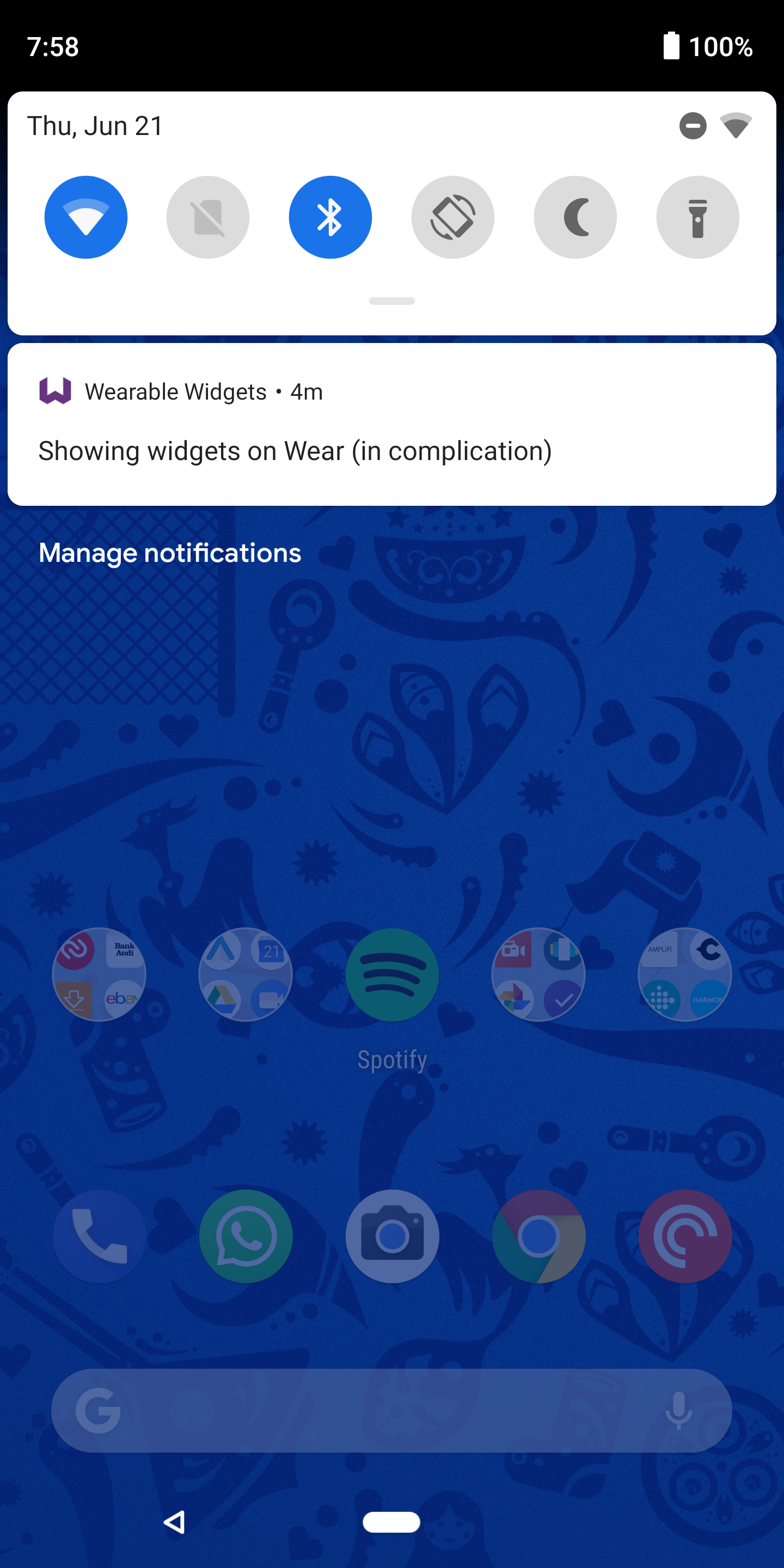 Wearable Widgets turns your phone's app widgets into Wear OS