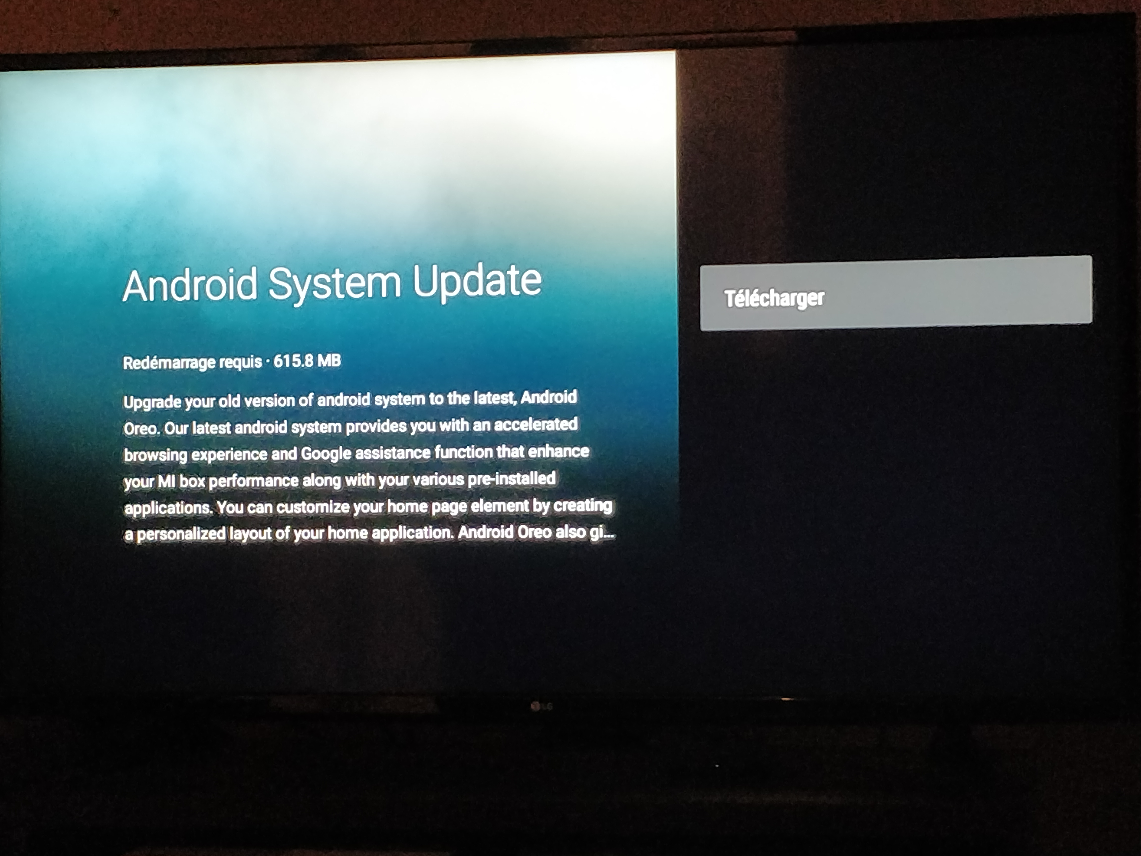 Xiaomi Mi Box receiving Android 8 0 Oreo update
