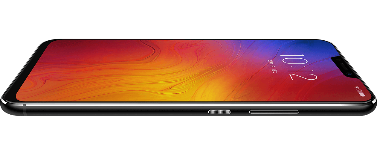 the lenovo z5 is official and it has a screen notch after all update